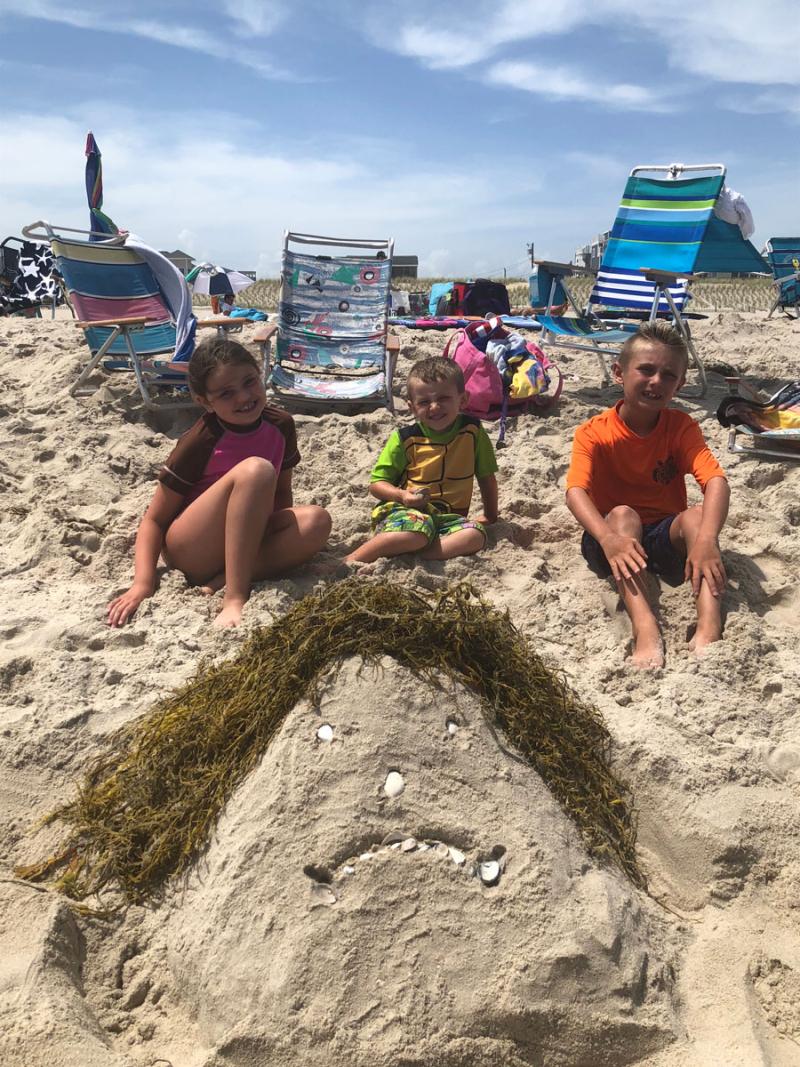 Kids-seaweed